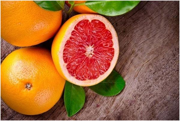 frukt-grejpfrut