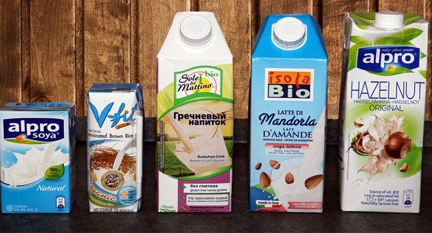 4 этапа производства Alpro миндального молока