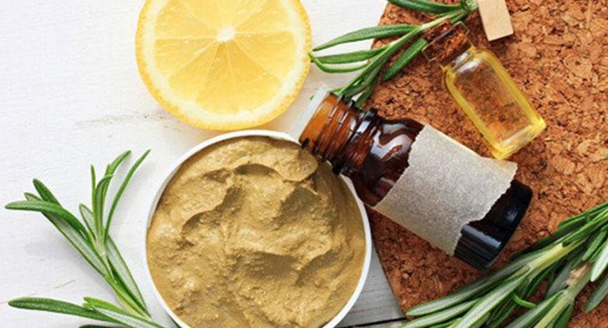 10 лучших рецептов с желтой косметической глиной