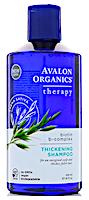Avalon Organics, Шампунь для густоты волос