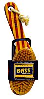 Bass Brushes, Короткая изогнутая ручка делюкс