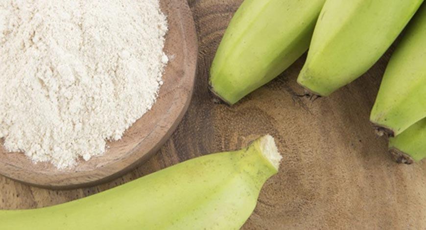 2 лучших способа употребления муки из зеленых бананов