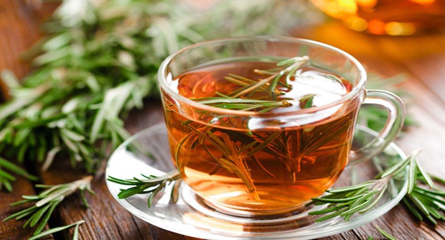 7 шагов к здоровью при помощи чая с розмарином