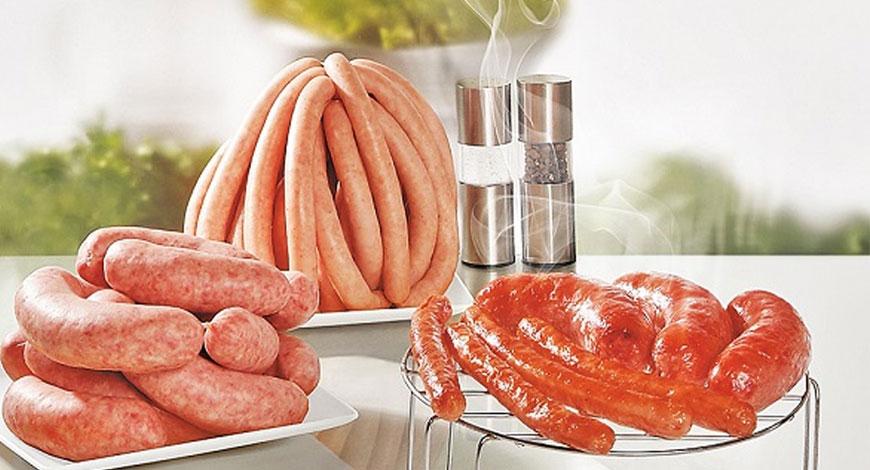 ТОП-3 вредных пищевых добавок в колбасе