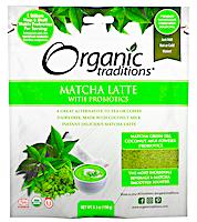 Organic Traditions-latte-s-chaem-matcha-probiotikami-i-vanilju