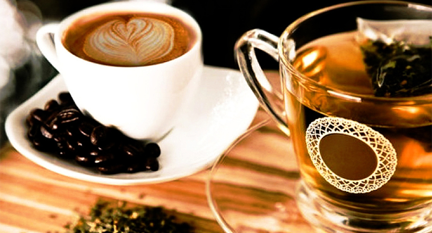 Чай и кофе – это кислота или щелочь? И почему это важно для организма