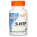 5-гидрокситриптофан в растительных капсулах от Doctors Best