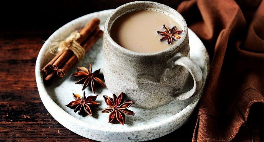 7 причин заварить масала – чай со специями и молоком