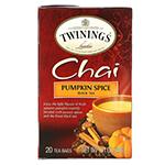 Чай «Пикантная тыква» со специями