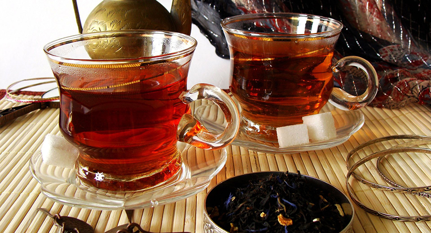 9 причин, почему чай с бергамотом должен «прописаться» на вашей кухне