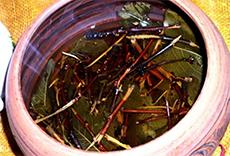 Чай для укрепления иммунитета из листьев смородины