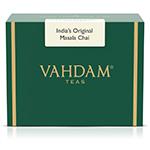Черный чай масала от Vahdam Teas