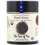 Черный чай с маслом бергамота